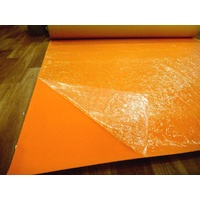 Orange Expo Event Carpet Budget Runner in 1m x 5m Increment Lengths