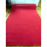Clearance Ready to go Red Carpet Event Grandeur Wedding Aisle Runner 121x111cm
