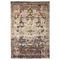 Luxury Pastels Washed Stunning Designer Floor Area Rug Multi