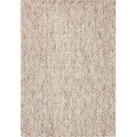 Flatwoven Wool Hazelmere Design Diamonds Natural Floor Area Rugs and Runners
