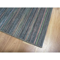 Brighton Gunmetal with Multiple Colour Designs Outdoor Patio Floor Area Rugs and Runners