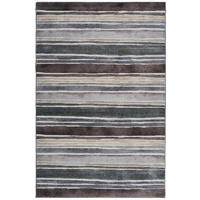 Contemporary Modern Rugs Imagination Layers Green Blue Beige