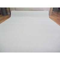 Ivory Grandeur Plush Pile Wedding Event Exhibition Thick Washable Carpet Aisle Runner